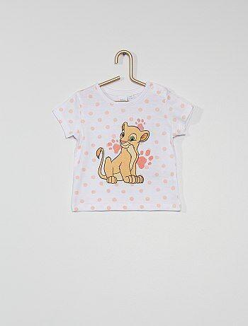 T-shirt 'Le Roi Lion'