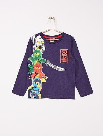 T-shirt Lego Ninjago Samouraï
