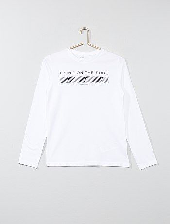 108f66f0e43e7 tee shirt a manche longue ado fille - www.goldpoint.be