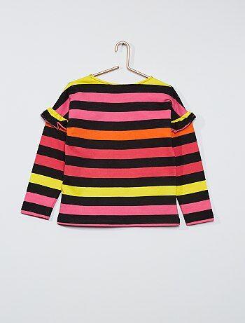 T-shirt manches longues 'Little Marcel'