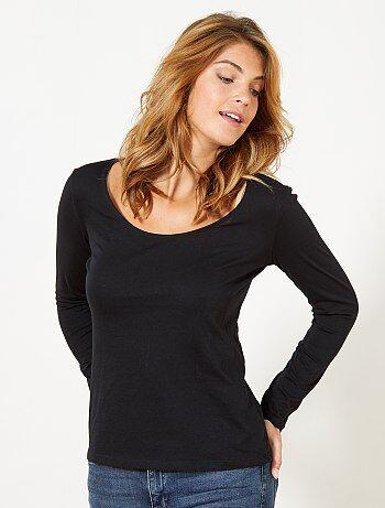 dbb7e461e81a1 Tunique longue femme   Kiabi   La mode à petits prix