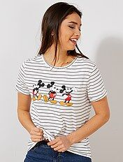 T-shirt 'Mickey' de 'Disney'
