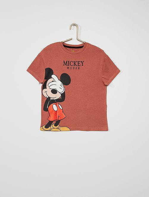T-shirt 'Mickey' de 'Disney'                                         rose