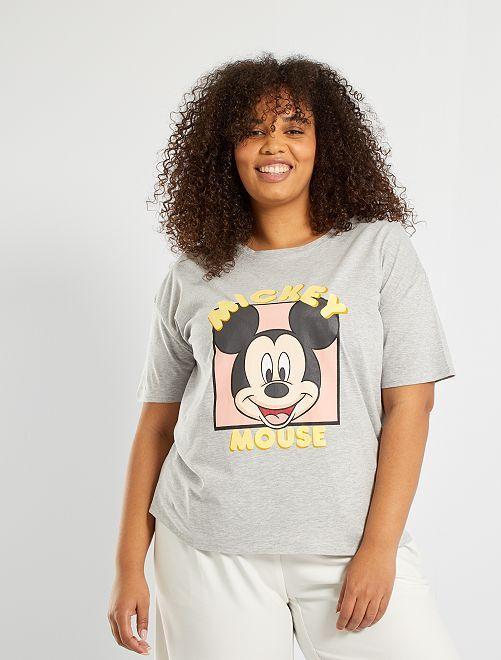 T-shirt 'Marie'                                                                                                                                 gris