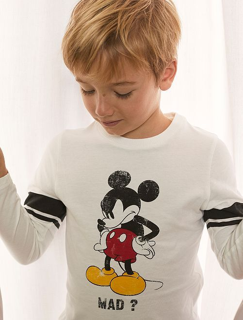 T-shirt 'Donald'                     Mickey Garçon