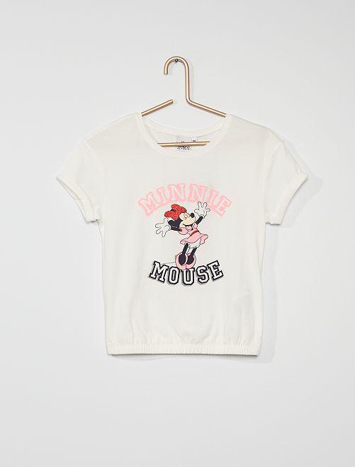 T-shirt 'Minnie Mouse' de Disney                             BEIGE
