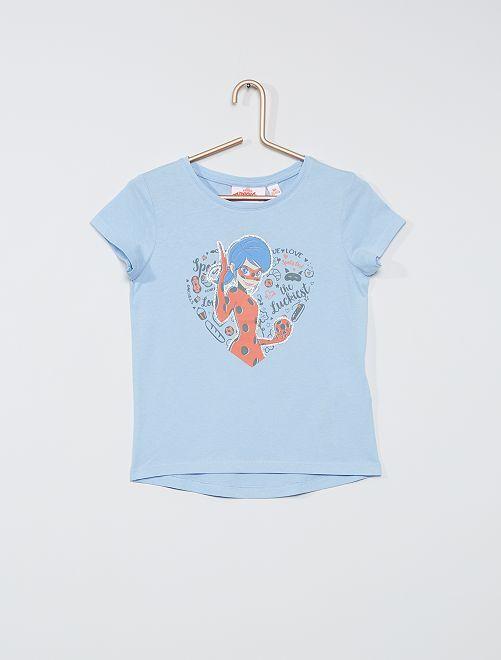 T-shirt 'Miraculous'                                                     bleu