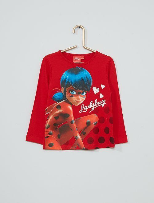 T-shirt 'Miraculous'                                         rouge
