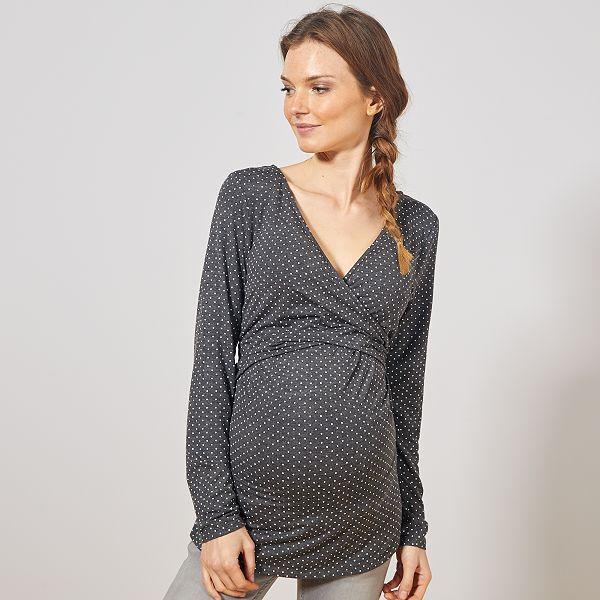 tee shirt femme enceinte h&m
