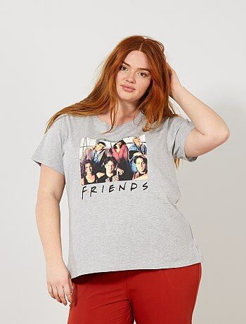 T-shirt print 'Friends'
