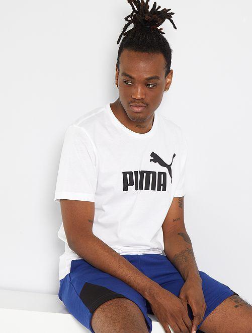 T-shirt 'Puma'                                         beige