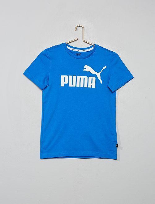 T-shirt 'Puma'                                                                 bleu