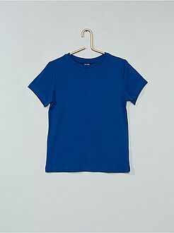T-shirt pur coton - Kiabi
