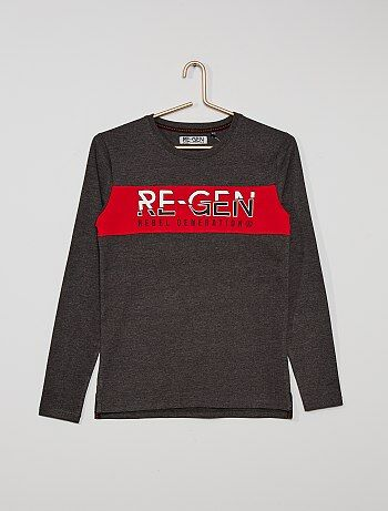 T-shirt 'rebel generation'