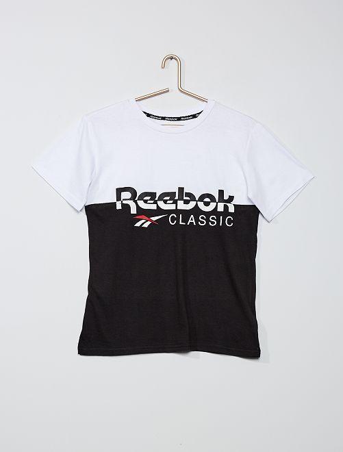 T-shirt 'Reebok'                             blanc/noir