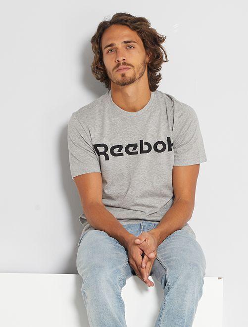 T-shirt 'Reebok'                             gris