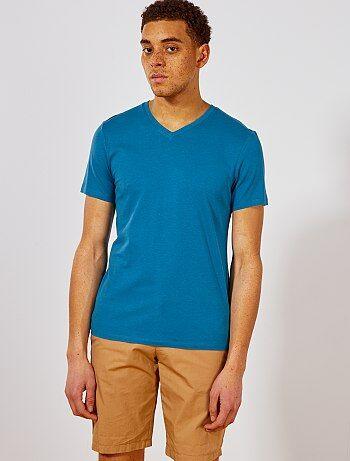 774f5883160857 Soldes t-shirt homme, tee-shirt pas cher homme Vêtements homme | Kiabi