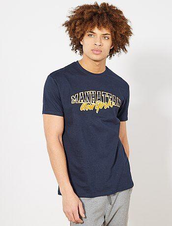 T shirt regular `Harlem`