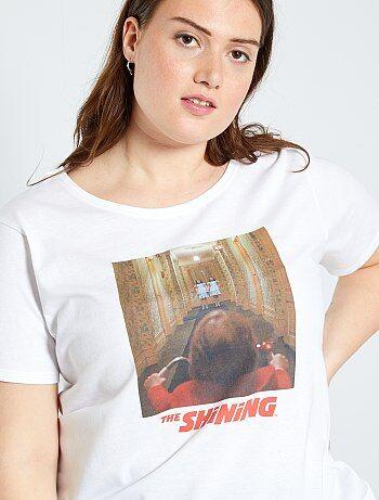 T-shirt 'Shining'