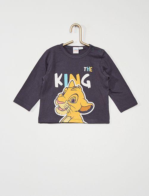 T-shirt 'Simba' de Disney                             bleu