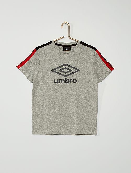 T-shirt sport 'Umbro'                             GRIS