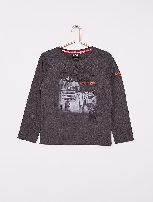 T-shirt 'Star Wars'                                         gris