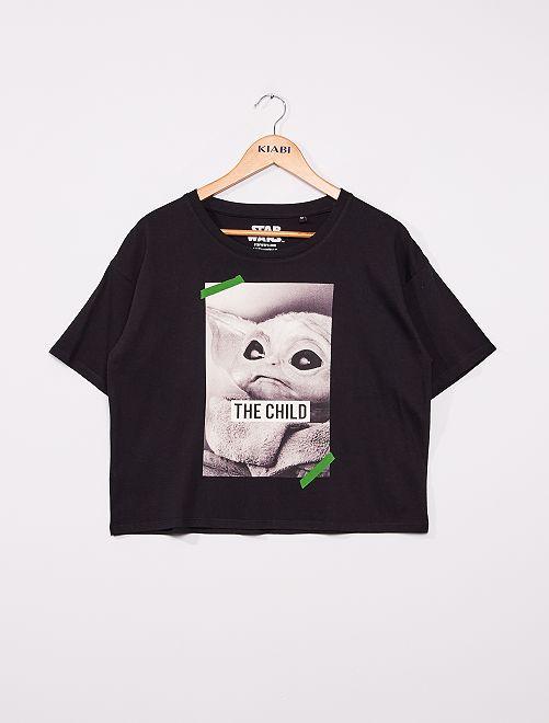 T-shirt 'Star Wars'                             noir