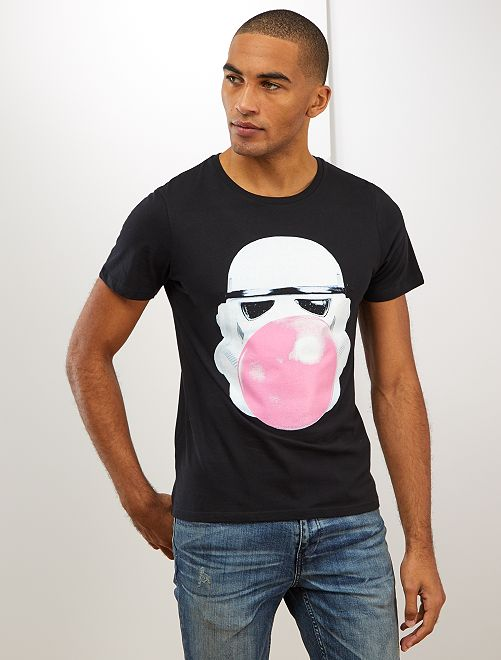 T-shirt 'Star Wars'                             noir