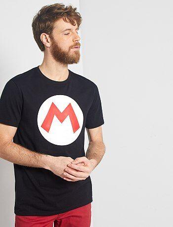 T-shirt 'Super Mario Nintendo'