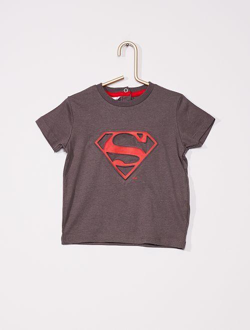 T-shirt 'Superman' de 'DC Comics'                                         GRIS