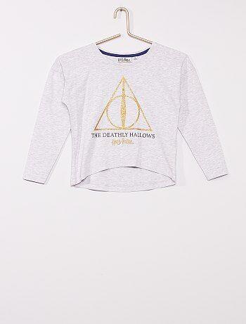 T-shirt tagué 'Harry Potter'