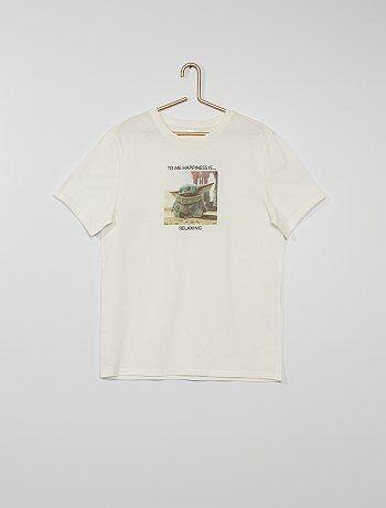 T-shirt 'The Mandalorian' éco-conçu
