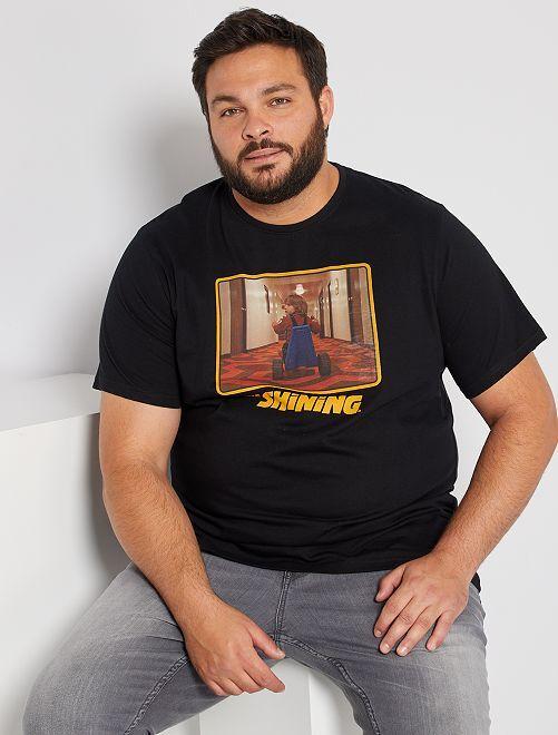 T-shirt 'The Shining'                             noir