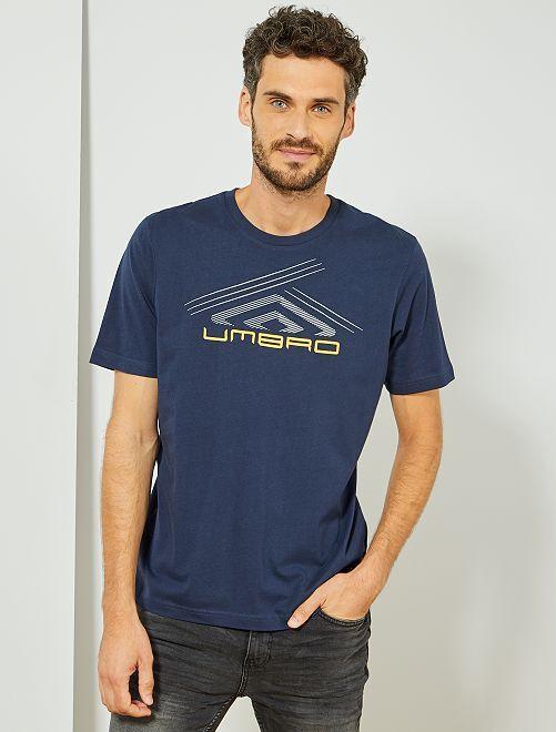 T-shirt 'Umbro'                                                     bleu foncé