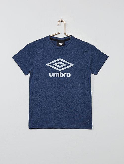 T-shirt 'Umbro'                                         bleu