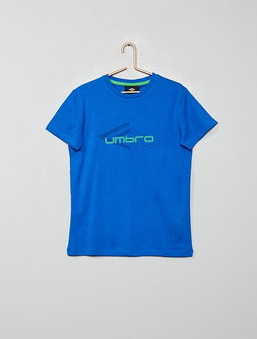 T-shirt 'Umbro'                             bleu