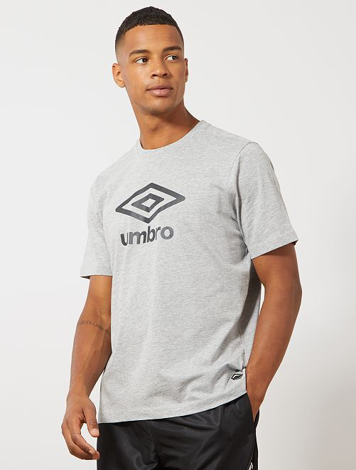 T-shirt 'Umbro'                                                                             gris chiné