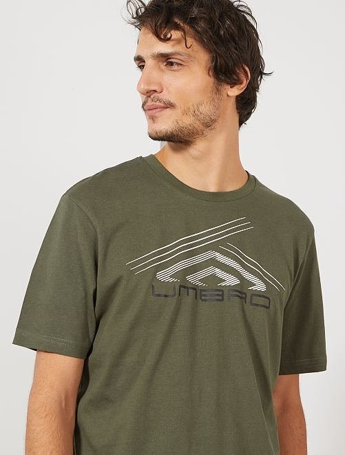 T-shirt 'Umbro'                                                     kaki