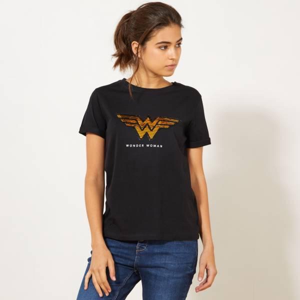 t shirt femme wonder woman