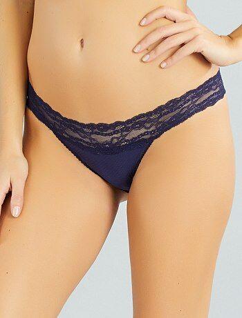 4fd3875823c Lingerie   soldes sous-vêtements femme à petit prix Lingerie