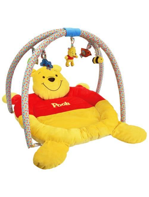 Tapis d'éveil 'Winnie l'Ourson' pliable                             jaune