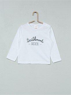 T-shirt - Tee-shirt à manches longues imprimé