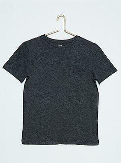 Garçon 10-18 ans Tee-shirt basique