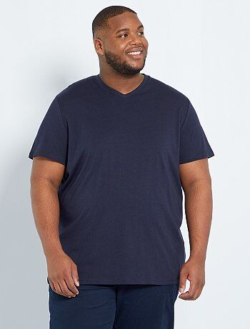 07939e4b342c4 Soldes t-shirt col v, achat de t-shirts homme à col v - mode homme ...