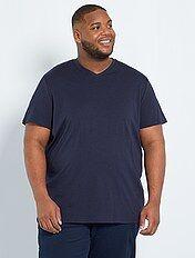 Tee-shirt comfort jersey uni