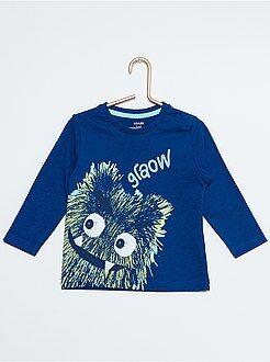Garçon 18 mois - 5 ans Tee-shirt coton imprimé