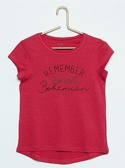 Tee-shirt imprimé 'bohème'