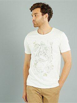 T-shirt - Tee-shirt imprimé 'Citron'