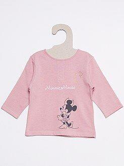 Fille 0-24 mois Tee-shirt imprimé 'Disney Baby'