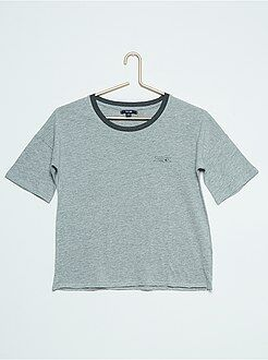 Fille 10-18 ans Tee-shirt manches courtes